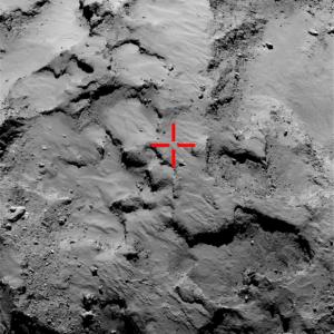 Комета, которая на хрен никому не нужна
