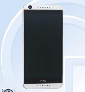 Смартфон HTC Desire 626 засветился на сайте TENAA