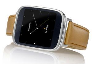 Asus готовится представить умные часы VivoWatch