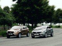 АвтоВАЗ объявил стоимость LADA Vesta и LADA XRAY